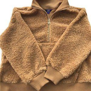 NWOT Womens XL Joy Lab Sherpa Jacket